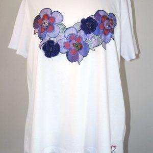 t-shirt viola